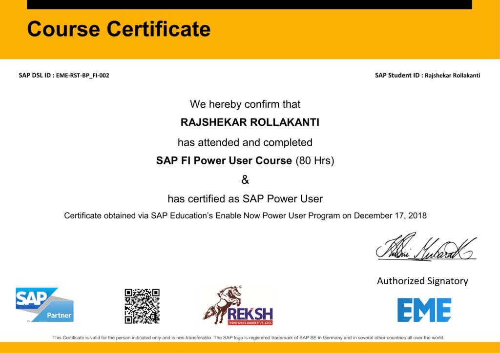 SAP Course In Pune | Authorised SAP Training Institute In Pune
